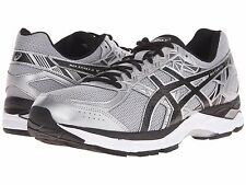 ASICS GEL EXALT 3 SILVER BLACK STORM MENS 2016 SHOES **FREE POST AUSTRALIA