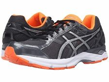 ASICS GEL EXALT 3  DARK GREY ORANGE MENS 2016 SHOES **FREE POST AUSTRALIA