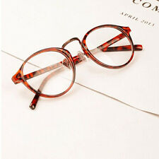 Nerd Glasses Clear Lens Unisex Retro Eyeglasses Spectacles Eyewear Frame