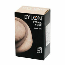 DYLON FABRIC DYE in Pebble Beige for Brilliant & Permanent Results 200g   2453