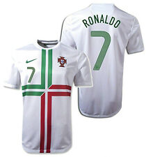 NIKE PORTUGAL C. RONALDO AWAY PLAYER ISSUE JERSEY 2012/13 UEFA EURO 2012
