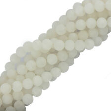 "6mm 8mm Jade Gemstone Stone Round Spacer Loose Beads Strand 15"" Jewelry DIY"