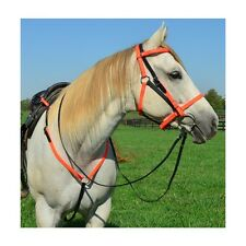 ARAB  Size  HALTER BRIDLE & REINS made from BETA BIOTHANE (Mix N Match)