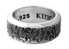 King Baby Studio American Craft Square Hammered Texture Band  K20-5917