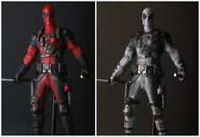 "12""30CM Marvel Legends X-Men Wolverine Deadpool Action Figure Wade Wilson Model"