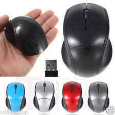 2.4GHz Mice Wireless Optical Mouse Cordless USB Receiver for PC Computer Laptop
