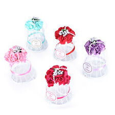 Bird Cage Wedding Party Gift Box Favor Metal Candy Chocolate Flower Decor WK