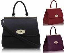 Designer Brand New Ladies Women Fashion Shoulder Handbag Stylish Satchel Bag