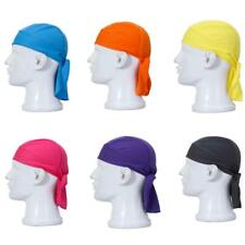 Sport Cycling Skull Cap Bandana Pirate Headwrap - 6 Colors Available