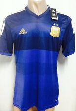 NEW!!! WORLD CUP 2014 ORIGINAL ARGENTINA AWAY SOCCER JERSEY ALL SIZES