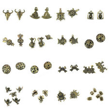 Jewelry Making Charms Ox Snail Angel Turtle Owl Rabbit Teapot Fish Spider 107