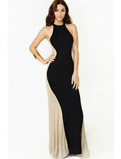 Ladies Cocktail Evening Bodycon Sexy Party Prom Dress Gown Size 8 10 12 M L