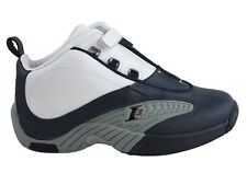 REEBOK ANSWER IV OLDER BOYS/KIDS BASKETBALL HI TOPS/SPORT SHOES