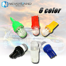 10X T10 W5W 194 168 192 12V Car LED Lamp Wedge Side Dashboard Light Bulb Canbus