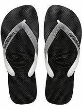 Havaianas Black-Steel Grey Top Mix Flip Flop