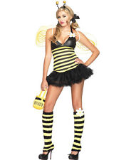 New Leg Avenue 83343 Daisy Bee Sexy Adult Halloween Costume