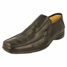Anatomic&Co 'Copacabana' Men's Black Leather Slip On Casual/Formal Shoes