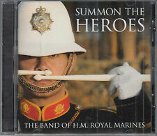 The Band Of H.M. Royal Marines  Summon the Heroes CD FASTPOST