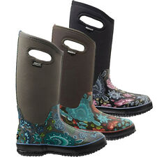 Bogs Bogs Women's Classic Winter Blooms Insulated Boots