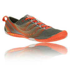 Merrell Vapour Glove 2 Mens Orange Trail Running Trainers Sneakers Sports Shoes