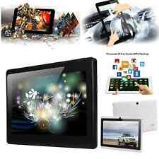"NEW 6 Colors 7"" A33 Google Android 4.4 Quad Core 1G Tablet PC WiFi Bluetooth"