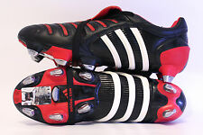 Adidas Predator Pulse 2 new XTRX SG many sizes Black Red 553356 old rare boots
