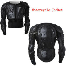 Motorcycle Full Body Armor Jacket Motocross Racing Spine Chest Protector Gear