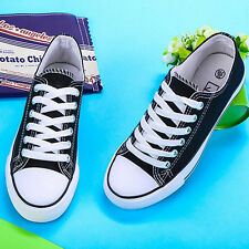 HOT Women Lady Chuck Taylor Ox Low High Top shoes casual Canvas Sneakers AUS