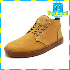 Timberland® groveton chukka BOOT wheat LEATHER Mens Boots SHOES RRP $249