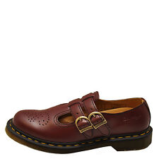 Dr. Martens 8065 Women's Cherry Red Double Strap Mary Jane 20159600