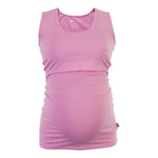 BNWT Maternity Breastfeeding Singlet - Pink
