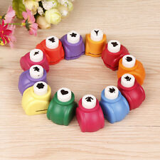 Handmade Mini Paper Hole Punch Craft Shape Cutter Printing Paper Scrapbook Cards