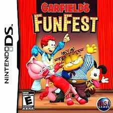 Garfield's Fun Fest (Nintendo DS, 2008)