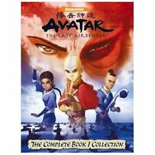 Avatar: The Last Airbender - Book 1: Water - The Complete Collection 6 DVDs
