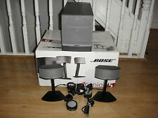 Bose Companion 5 Speaker System EXCELLENT