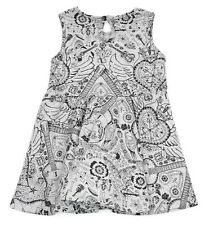 BNWT - Oh Baby London Mexican Rock Skater Dress - Sizes 3 & 4