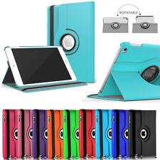 360 Rotating Folio Leather Stand Smart Cover Case for iPad 2nd / 3rd / 4th Gen.