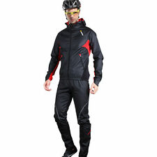 Sobike Cycling Suits Winter Jersey Wind Coat Thermal Jacket & Pants -Whirlwind