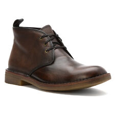 John Varvatos Hipster Crepe Chukka Boot -  Mens 9, 10 or 11.5 - Walnut - BNIB