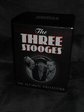 THE THREE STOOGES ULTIMATE COLLECTION 20-DISC DVD SET ** BRAND NEW SEALED **