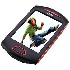 "4GB 2.8"" Touchscreen Portable Media Player (Red)"