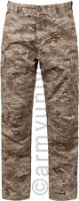 Desert Digital Camouflage Military BDU Cargo Bottoms Fatigue Trouser Camo Pants