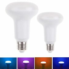 E27 5W/10W RGB Color Change Magic LED Light Bulb Lamp with IR Remote Control