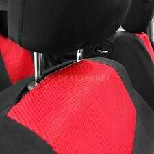 10Pcs Universal Auto Car Seat Cover Headrest Front Rear Seat Protect Cover O8N4