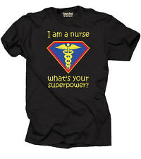 Nurse T-shirt Gift for Nurse Nursing School Tee Shirt Medical T-shirt