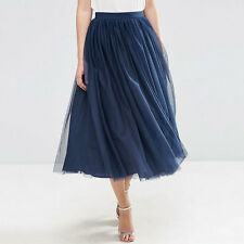 Wedding Tulle Prom Tulle Skirt with Multi Layers Fashion Vintage Maxi Skirts