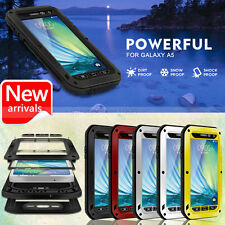 Love Mei -YPYQ Shockproof WaterProof Straight Case Cover For Galaxy S7 S6 A9 A8