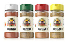 Flavor God Seasonings Chef Spice Cooking Paleo Flavour BBQ
