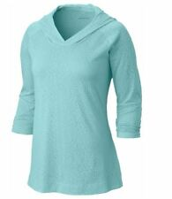 NEW Columbia Women's See Through You Burnout Hoodie NWT