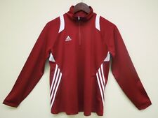 NWT-WOMENS ADIDAS GAMEDAY 1/4 ZIP L/S JACKET - STYLE# 6953 - SIZE: MEDIUM $39.95